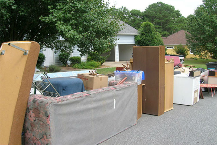 Residential 123-Junk Removal